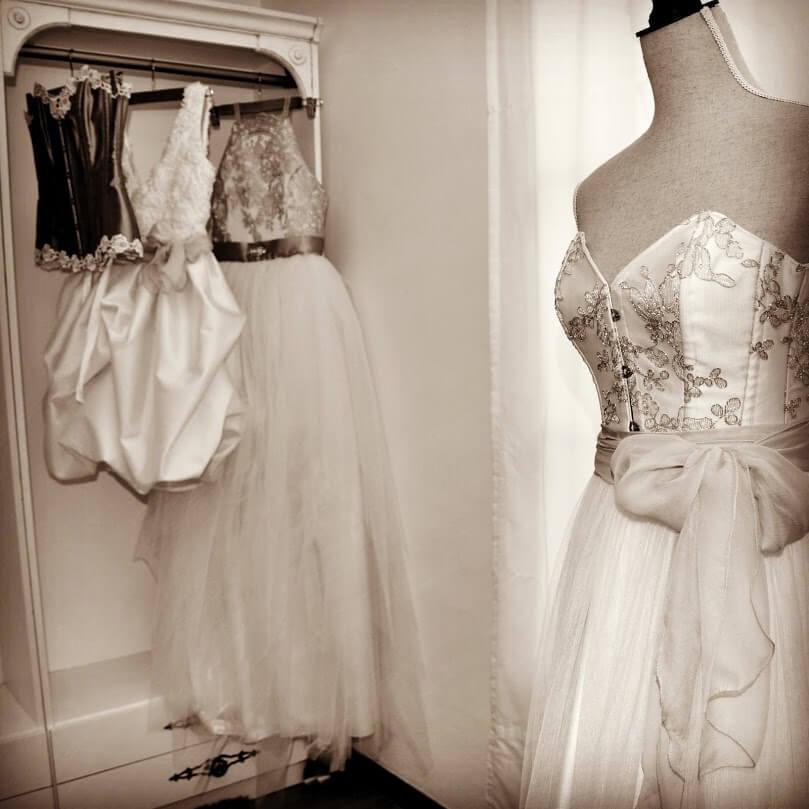 ropas para bodas