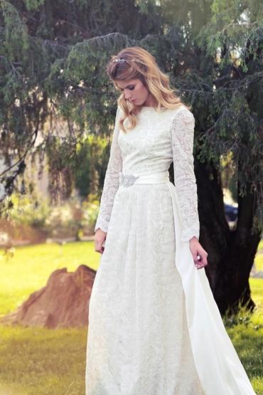 Inspiración para una boda en invierno