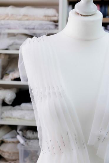 Cada vestido cuenta su propia historia