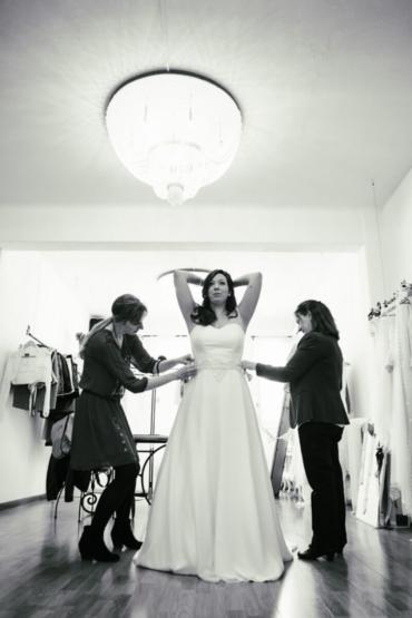 La boda de Bea y Raúl. Parte 1