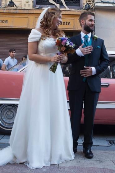 La boda de Bea y Raúl. Parte 2