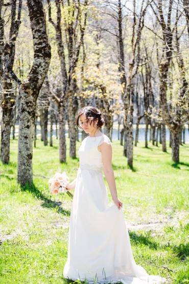 Una preciosa boda en el Pirineo Aragonés