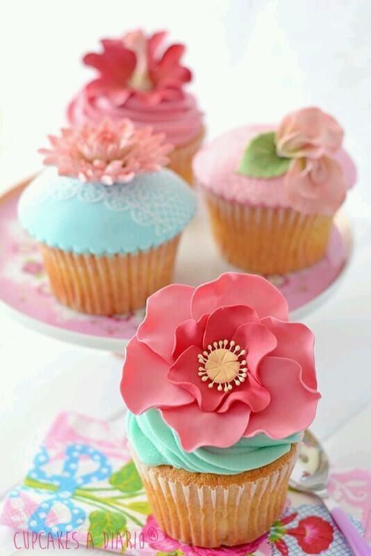 cupcakes boda novias