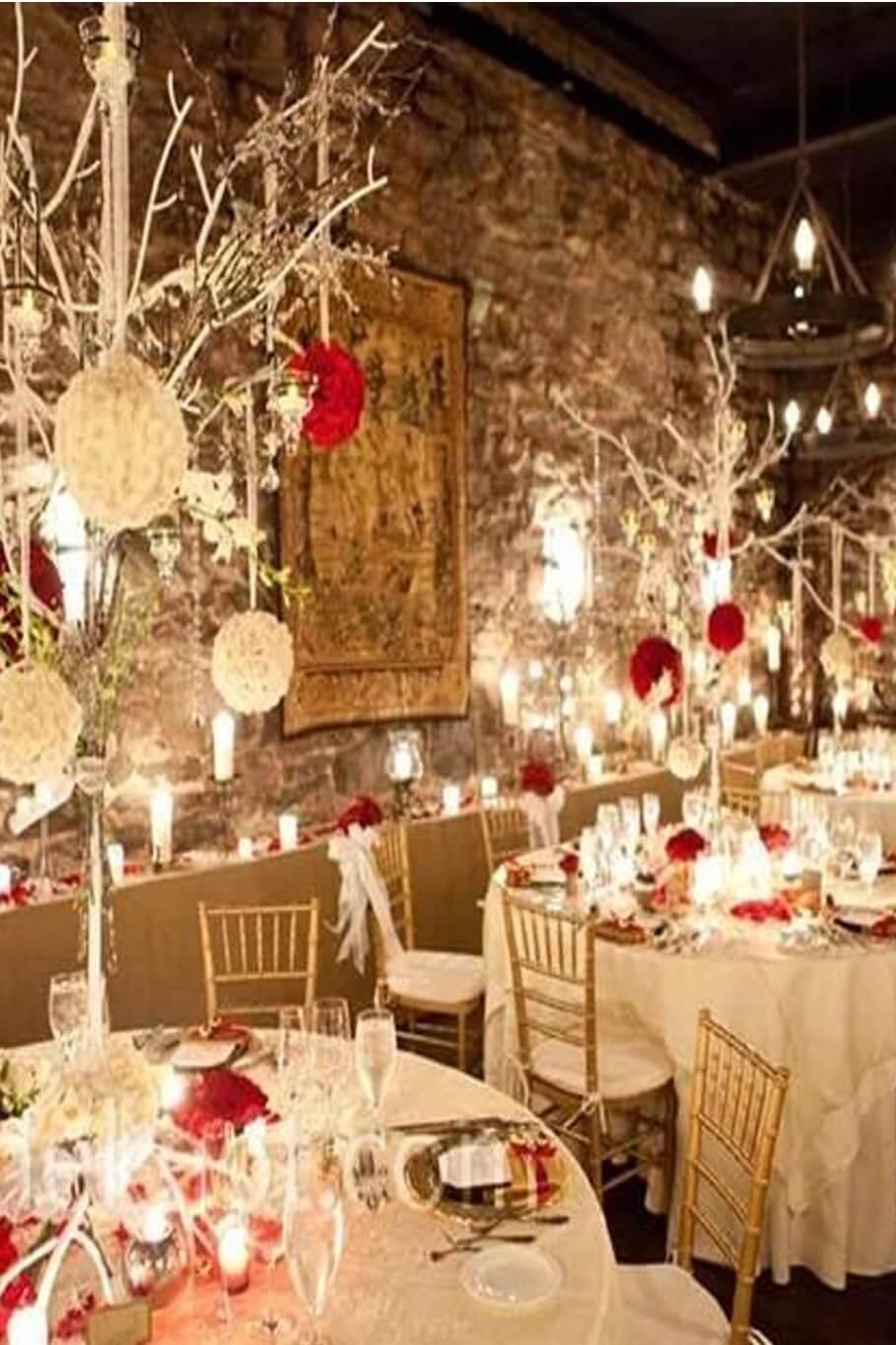 novias, bodas en navidad