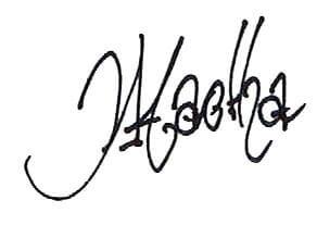 firma de Martha-min