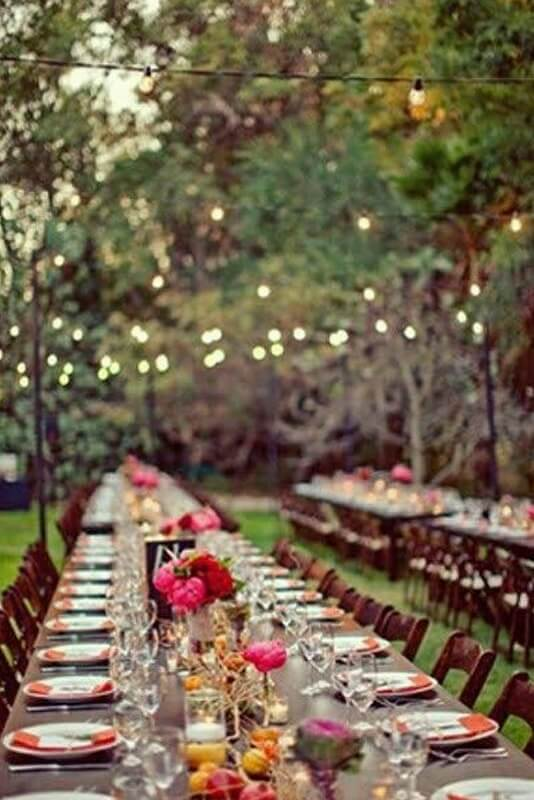 mesa invitados boda
