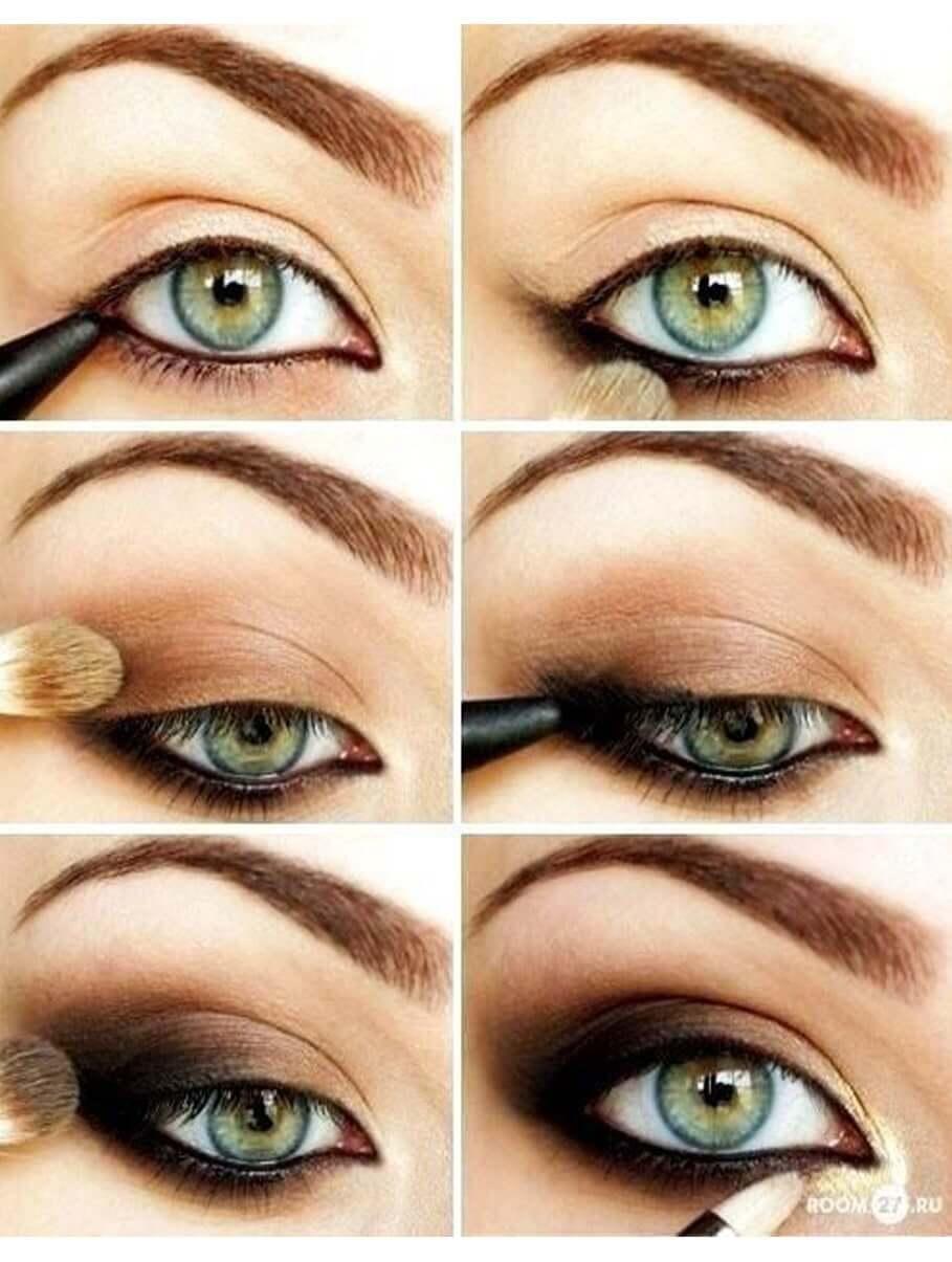 sombras ojos novias