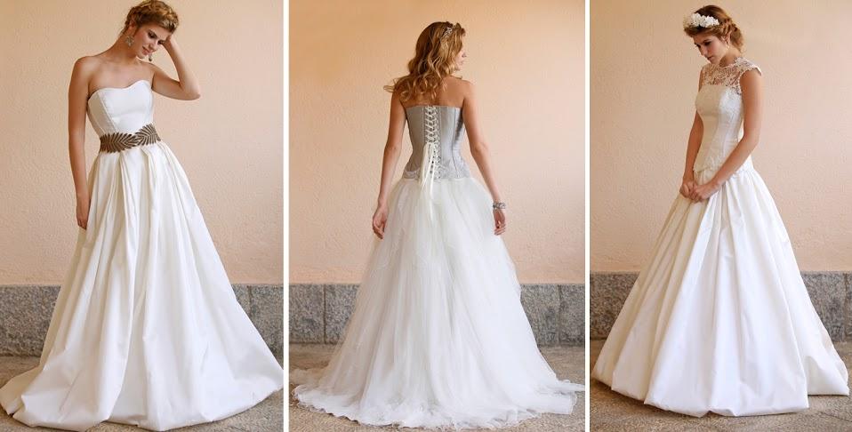 trajes de boda diferentes
