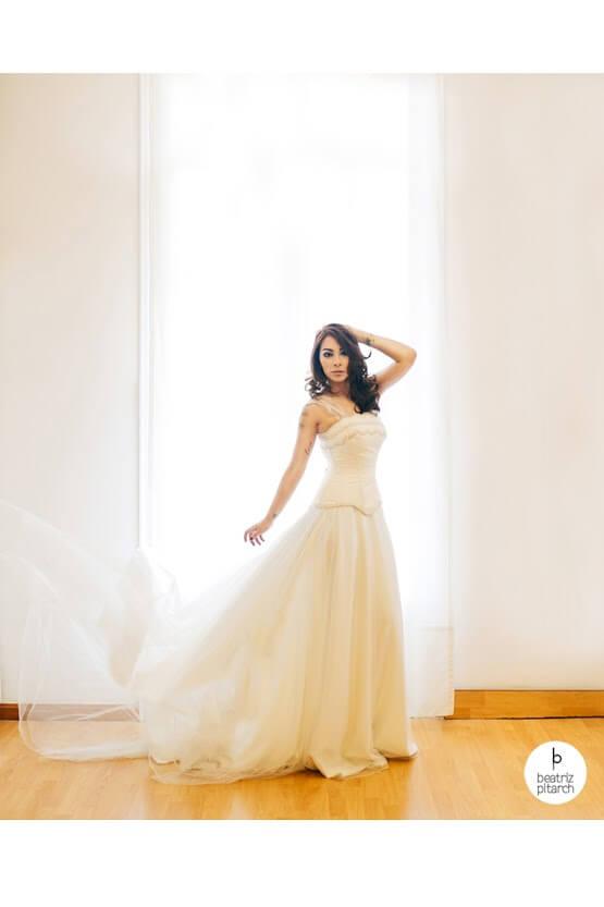 vestido de novia zaragoza (