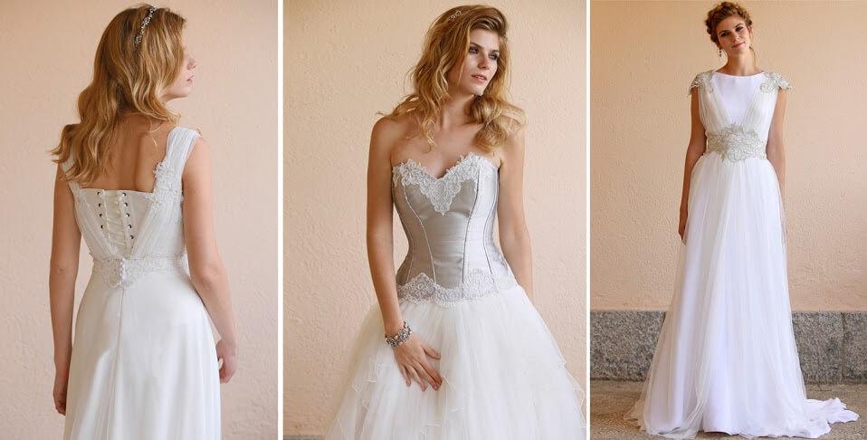 vestidos de casamiento originales