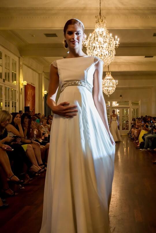 desfiles de vestidos de novia en zaragoza