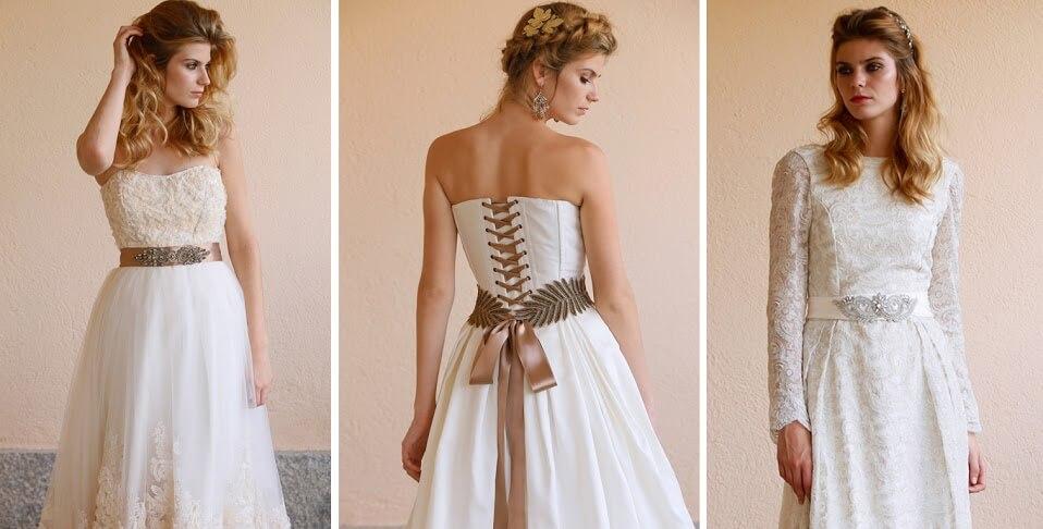 vestidos originales para boda