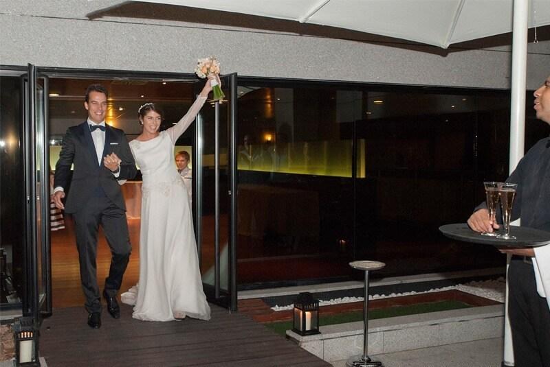 boda real