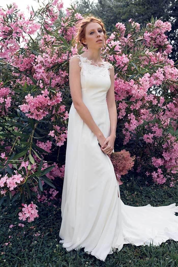 Colección vestidos de novia 2017