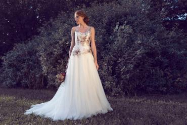 Historia de un vestido, el vestido Rose