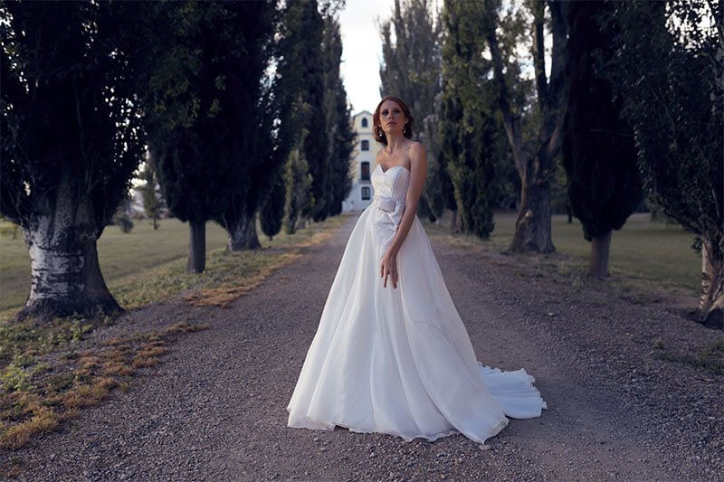 vestidos novia originales