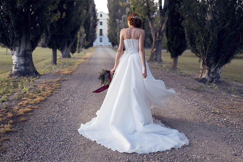 vestido novia diseñador
