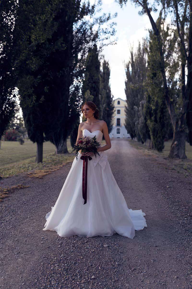 vestidos de novia de diseñador