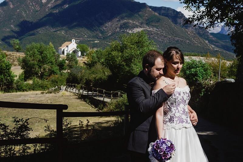 vestidos de boda civil