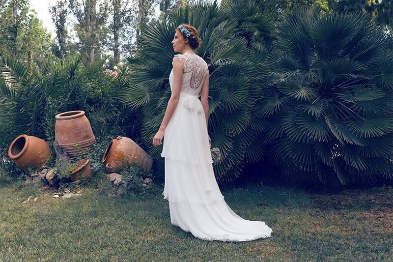 Vestido novia Martha Peters