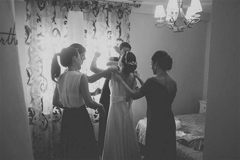 marcas vestidos novia