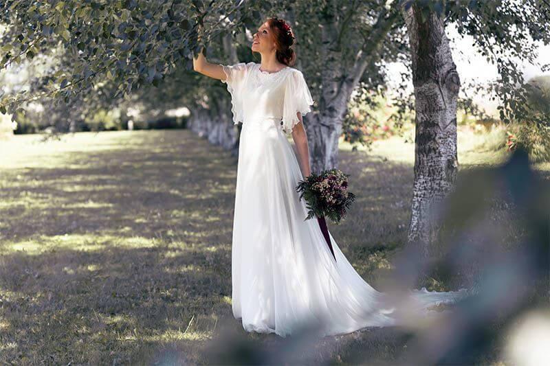 precios vestidos novias