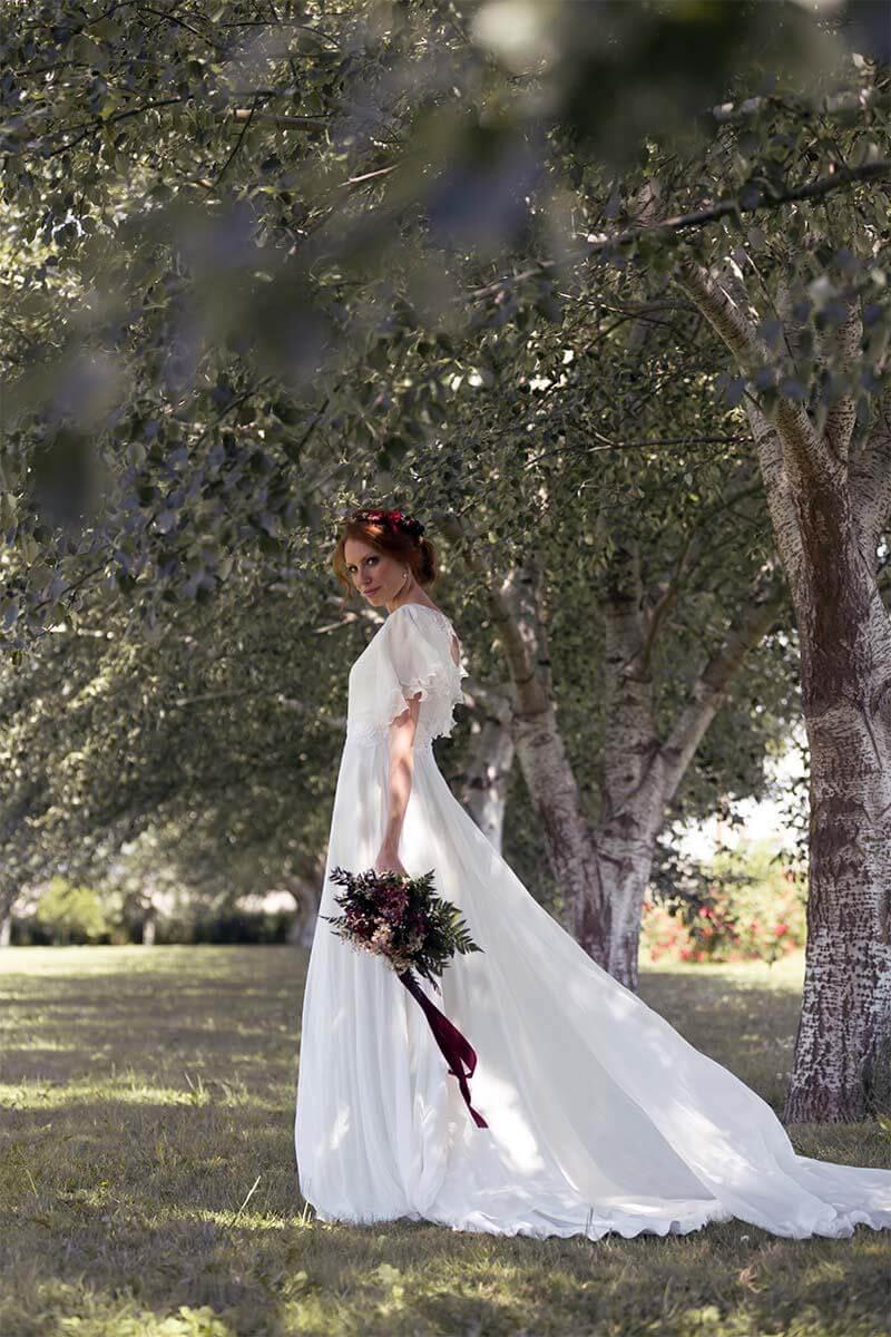 vestidos para ceremonias