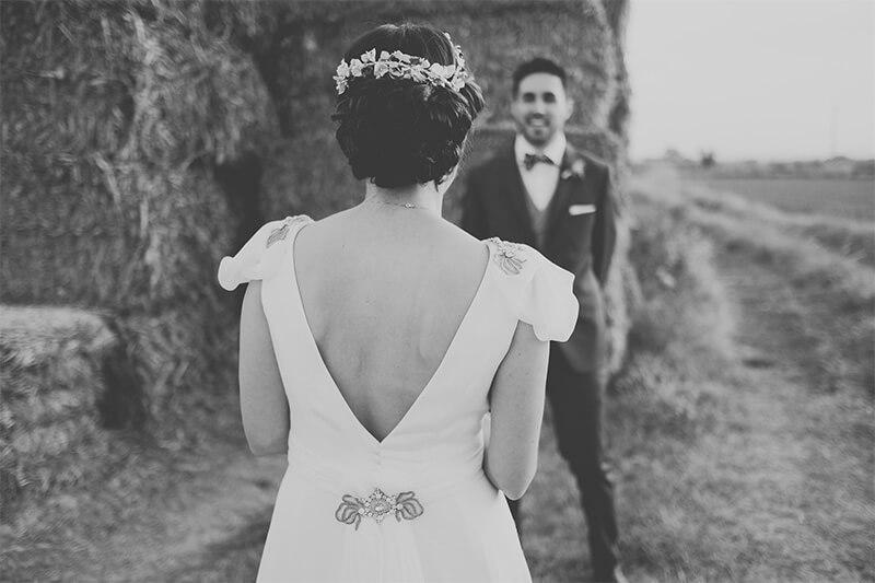 vestidos economicos de novia