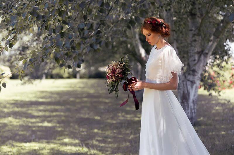 vestidos de novia para boda