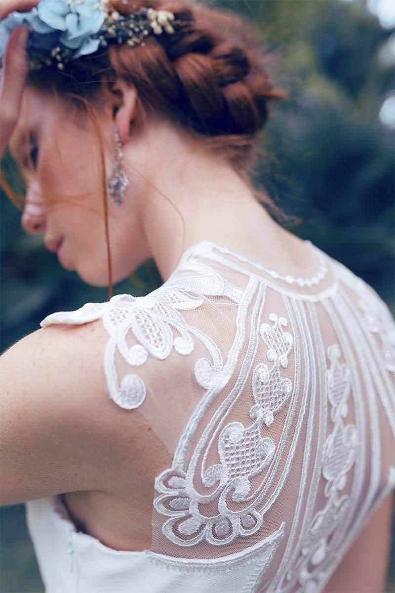 diseñadores de novia