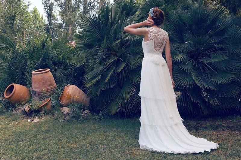 tienda de trajes de novia