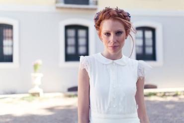 Susanne, aires bohemios y estilo camisero