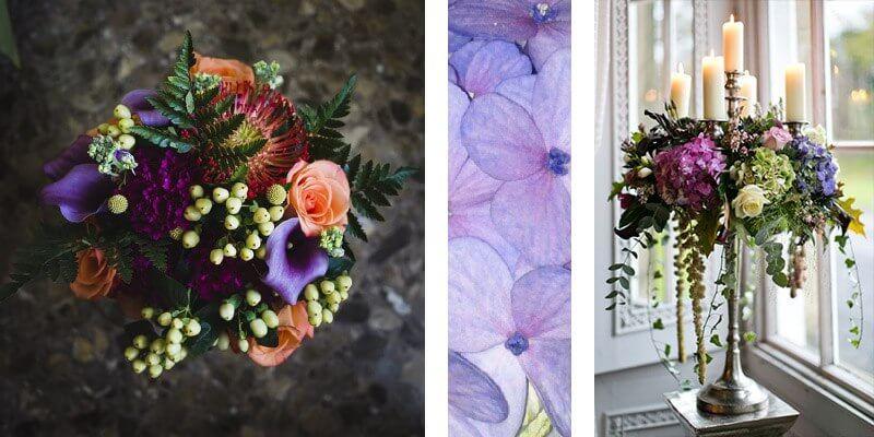flores La Floreria y composicion pinterest