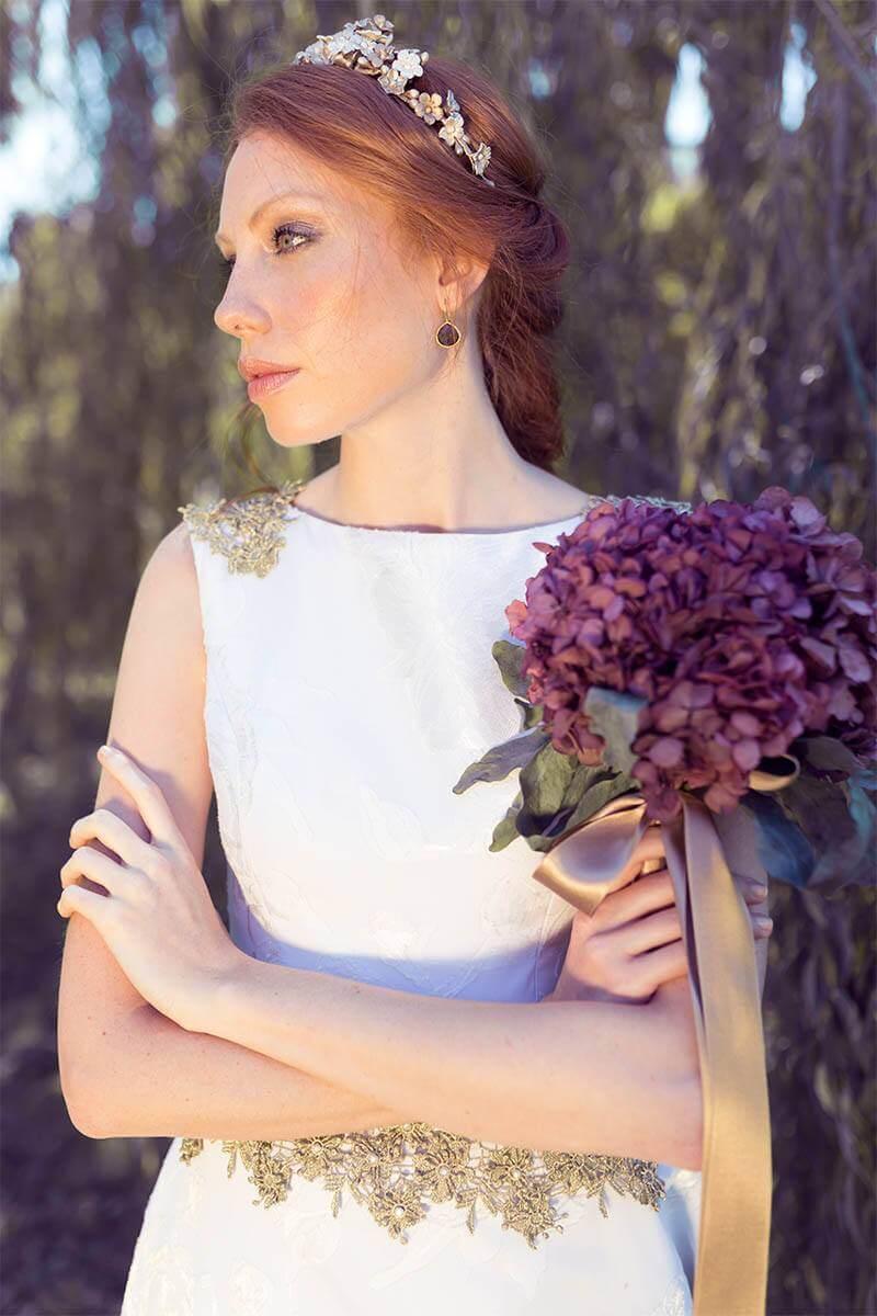 Martha Peters vestido coleccion