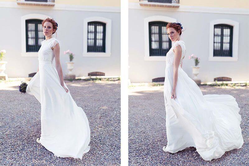 2 Vestido novia