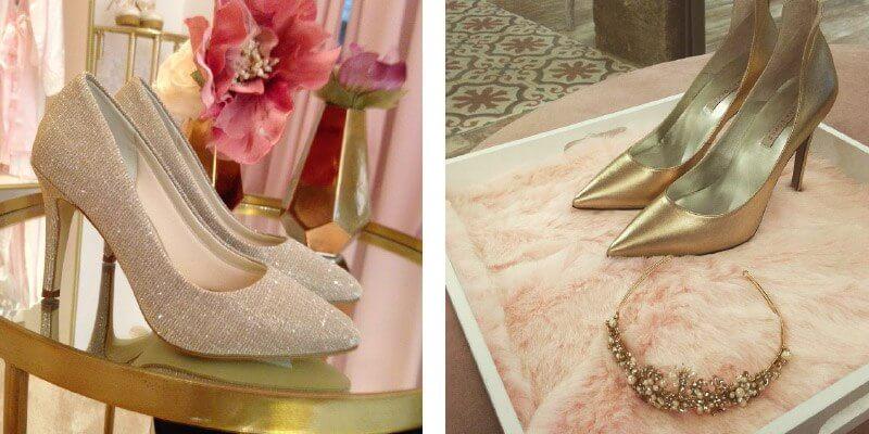 Zapatos Love Story Novias