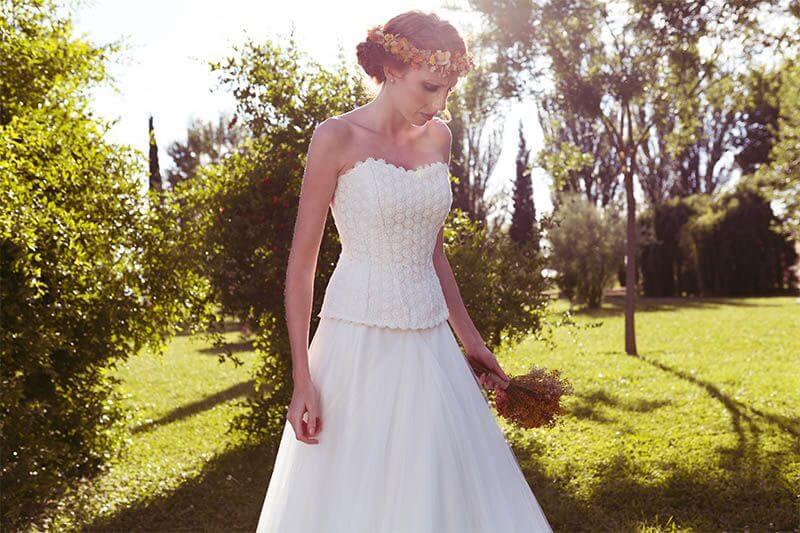 tienda de vestidos de novia