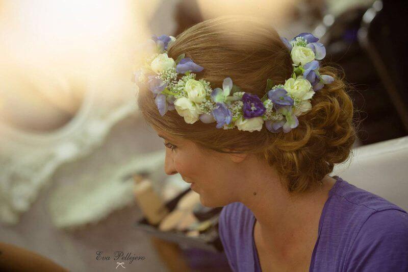 peinados de eva para novias