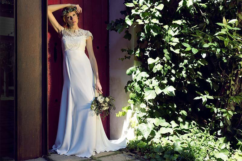 12 vestidos novia 2017