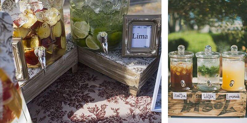 16 bebidas Rebeca Tabernas y Pinterest