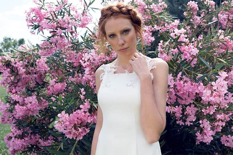 diseñadora vestidos novia