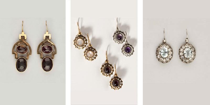 Pendientes De' Medici Bijoux