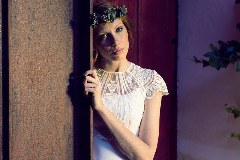 3 la novia vestidos
