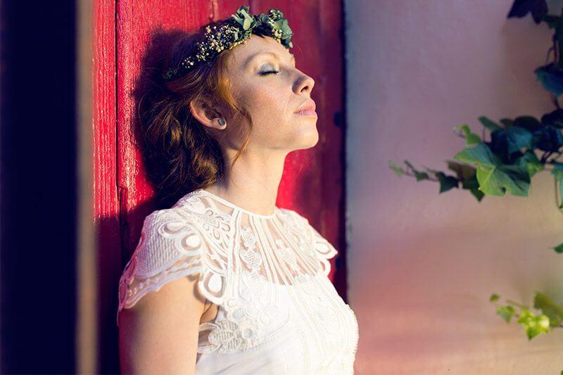 venta de vestidos novia sencillos