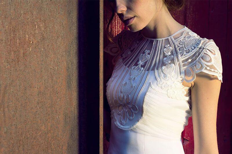tienda de vestidos de novia para jardin