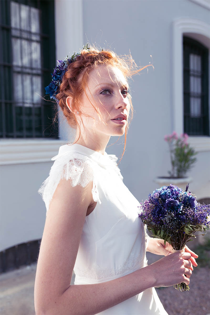 Vestido Martha Peters Coleccion 2017
