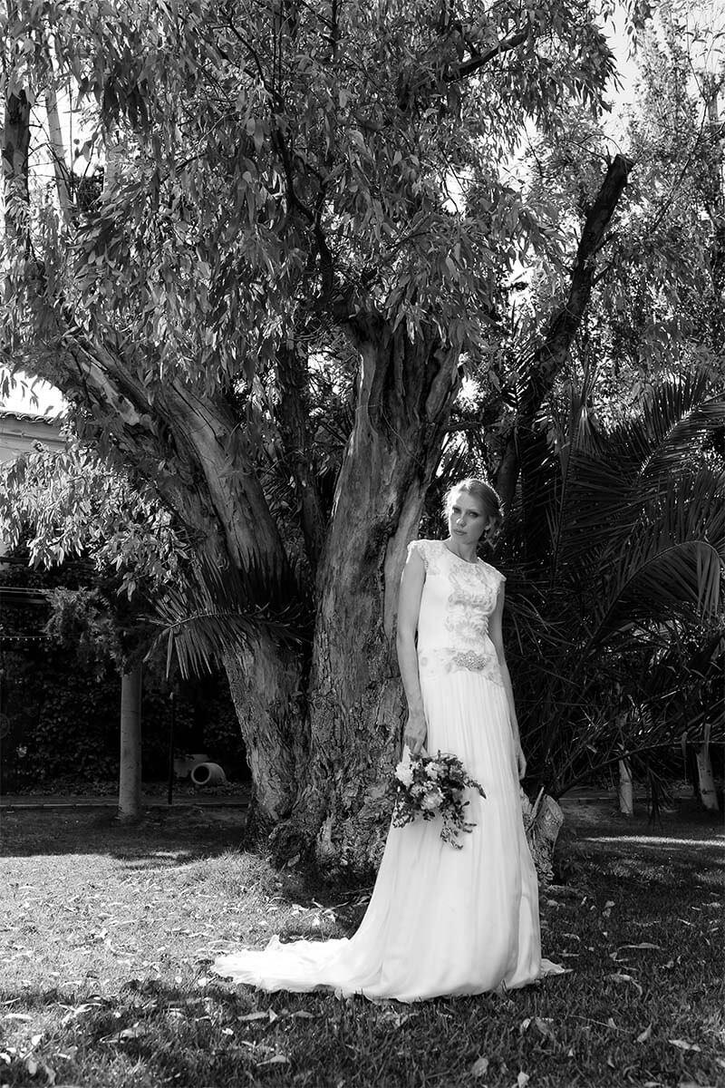 13 vestidos de boda largos