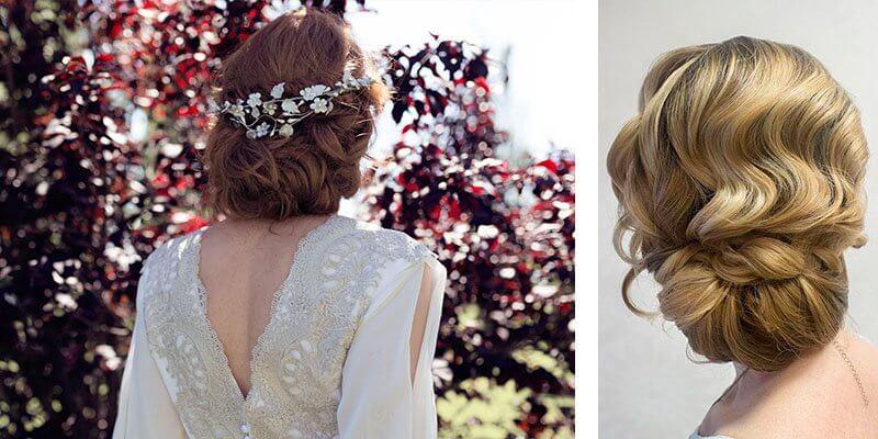 Peinado Eva Pellejero inspiracion Pinterest