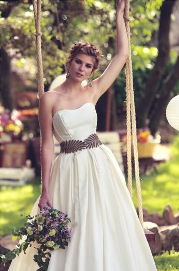 Inspiración rústica para tu boda