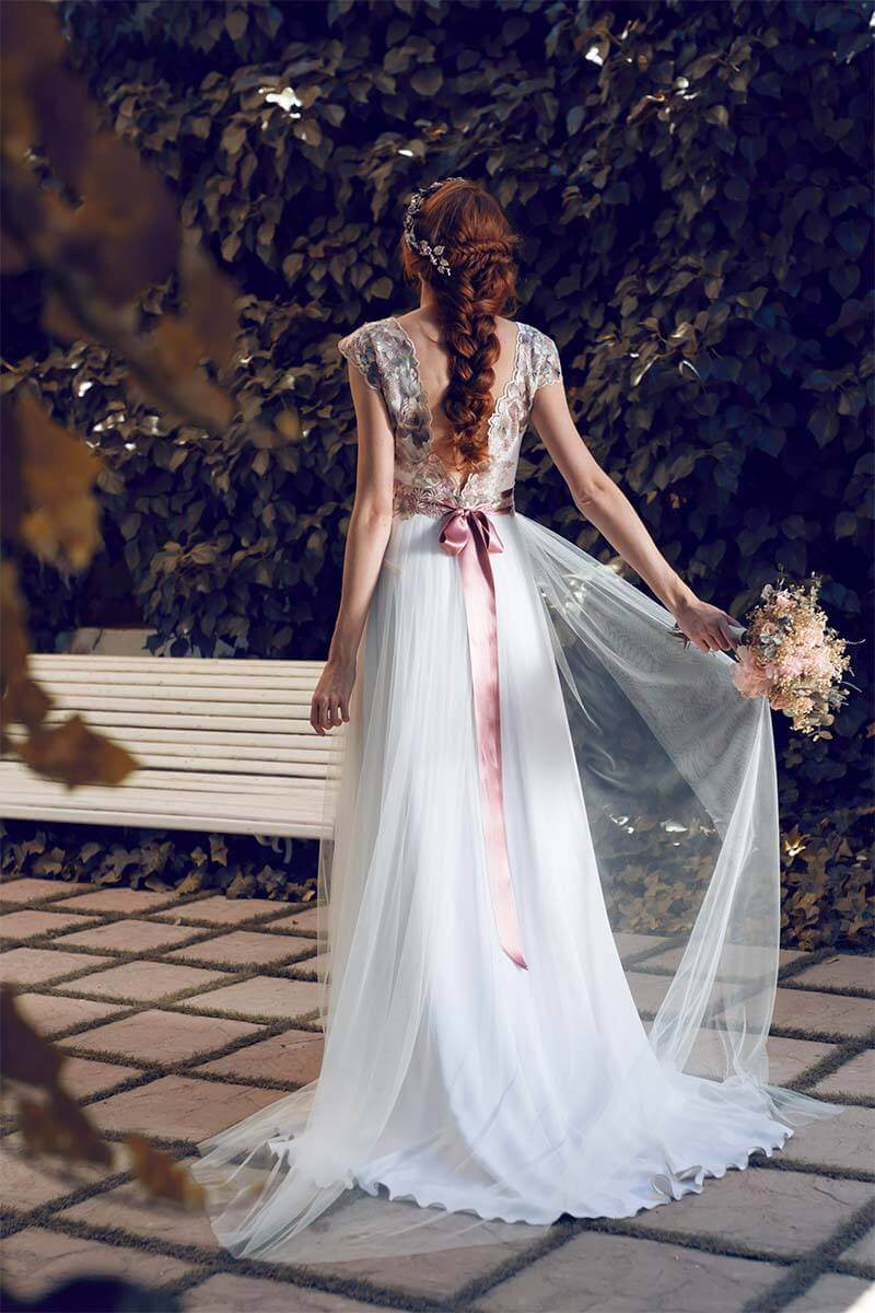15 vestidos largos de novia